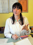 Dr Marieta Jeleva - SCENAR therapist and trainer